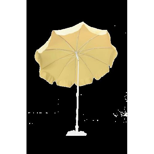 2m krem Plaj Şemsiyesi