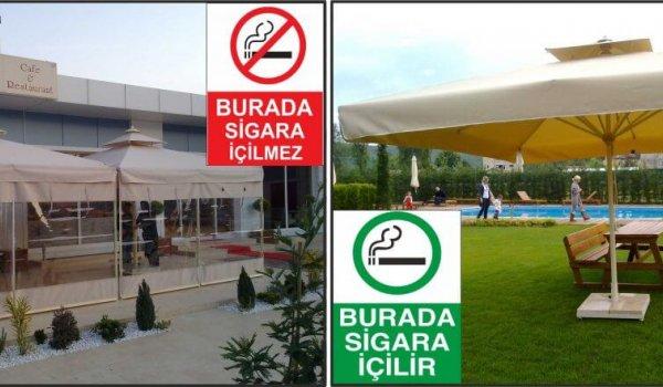 Sigara Yasağı ve Şemsiye