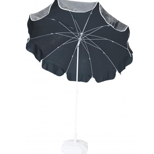 2m Gri Plaj Şemsiyesi
